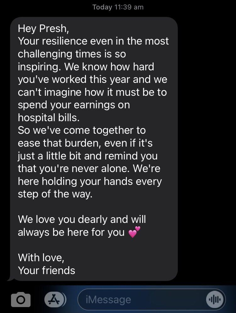 5fe18f6b3b51e Nigerian lady reveals what her friends did for her after spending her earnings on hospital bills