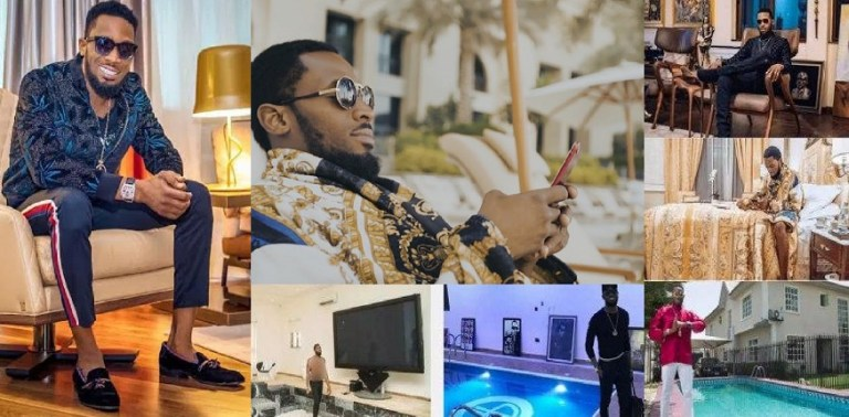UCScreenshot20201201153003-1 Check Out Interior of Dbanj's Luxury Mansion In Lagos Island