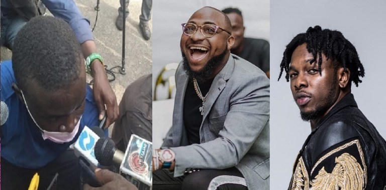 UCScreenshot20201224150359 'The Money I Stole Was To Raise Money To Feature Davido Or Runtown In My Music Career' – Suspected Car Thief Claims