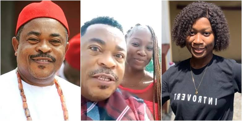 images-11 'Don't ask for her number' – Actor Victor Osuagwu 'warns' guys about his beautiful daughter (video)