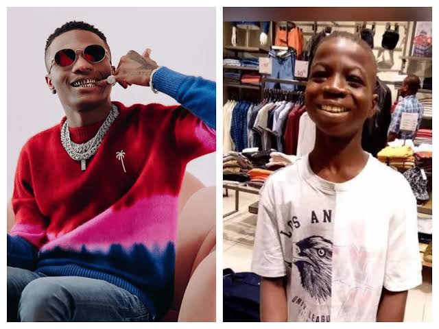 images-13 2 Years After Wizkid Sent Him To School, See Recent Photos Of Basit