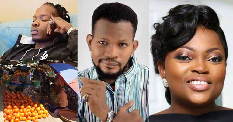 images-24 Naira Marley Would Have Been A Tomatoes Seller If Not For Funke Akindele' – Uche Maduagwu