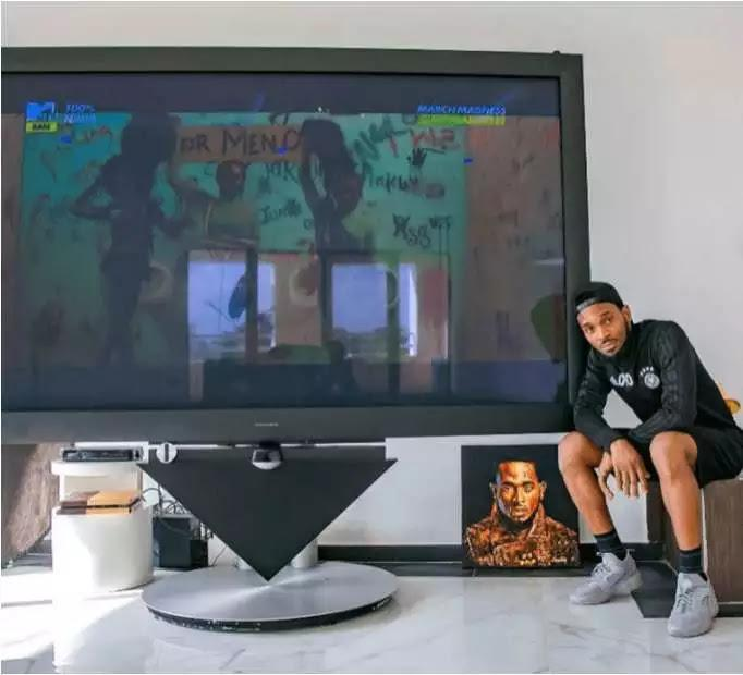 unnamed-13-1 Check Out Interior of Dbanj's Luxury Mansion In Lagos Island