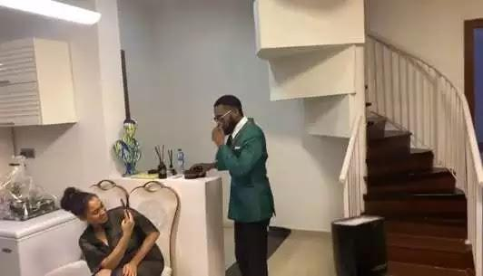 unnamed-5-2 Check Out Interior of Dbanj's Luxury Mansion In Lagos Island