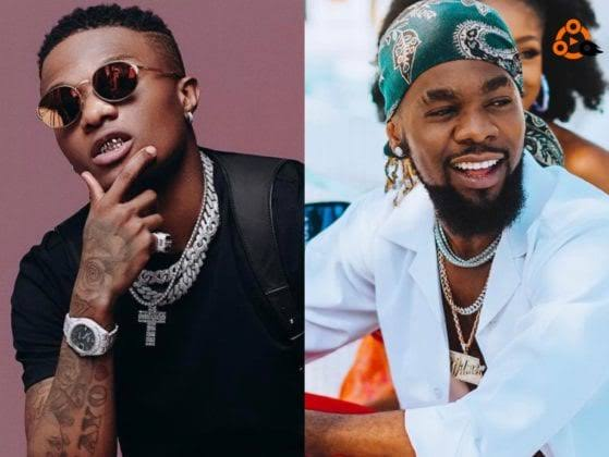 "images-3 You Have To Perform 'Abule' At My Wedding"" – Wizkid Tells Patoranking (Video)"