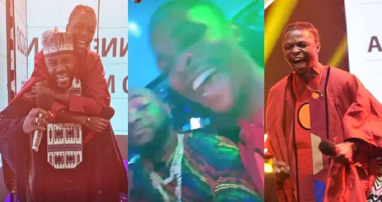images-6-1 Davido Shares Video Of Himself Hanging Out With BBNaija Winner, Laycon