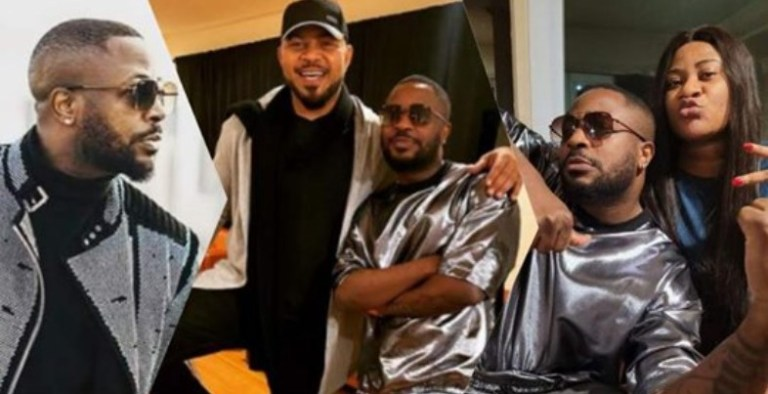 UCScreenshot20210120084853 Tunde Ednut cross paths with Ramsey Nouah, Nkechi Blessing in America