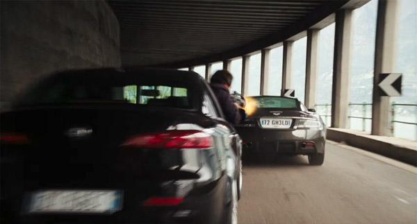 James Bond Movies Quantum Of Solace Teaser Trailer