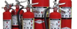 Halotron Fire Extinguishers