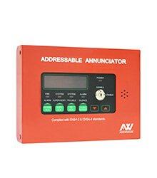 AW-D116 ADDRESSABLE ANNUNCIATOR