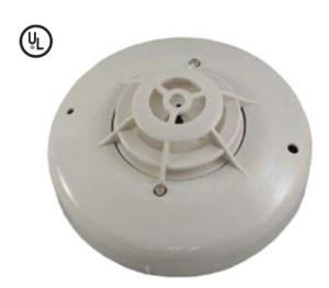 Fixed Tempature Heat Detectors.