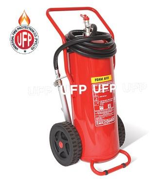 trolley foam fire Extinguisher