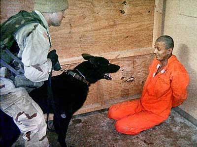 abuso de prisioneiros
