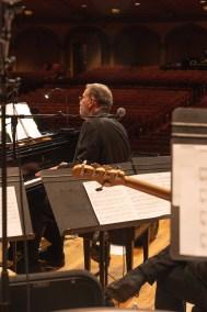 Michael Creber on Piano