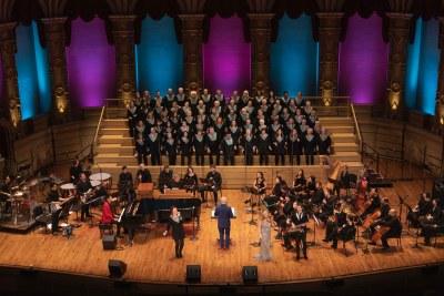 Universal Gospel Choir with Roy & Rosemary