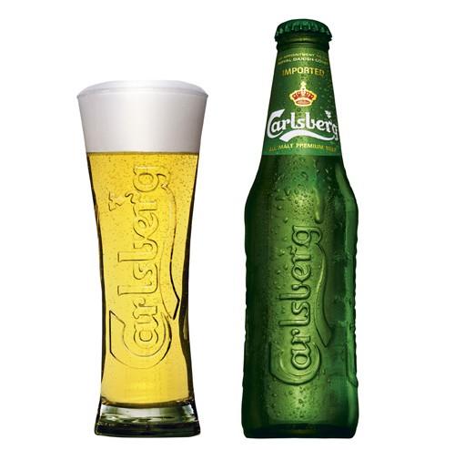 Cervezas - Carlsberg Pilsner