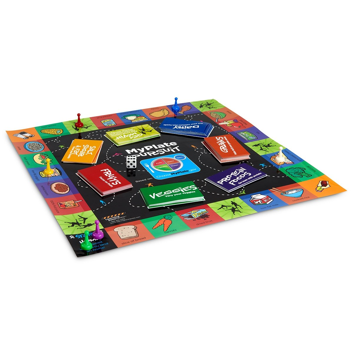 Life Form Myplate Education Kit