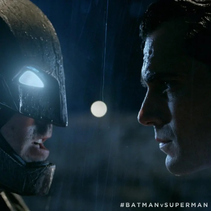 Batman v superman foto