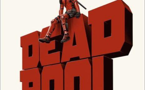 Deadpool Poster Mondo 4