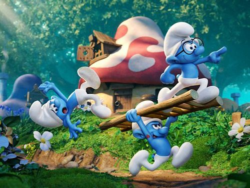 puffi incassi box office italia