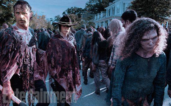 The Walking Dead 6 foto