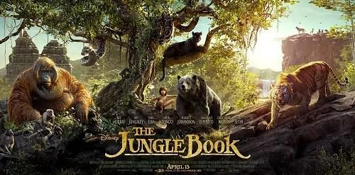 il libro della giungla trailer