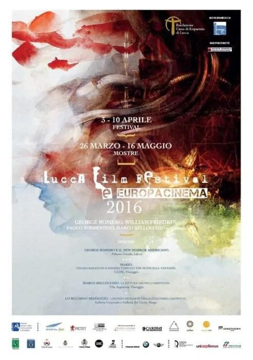 Lucca film festival 2016