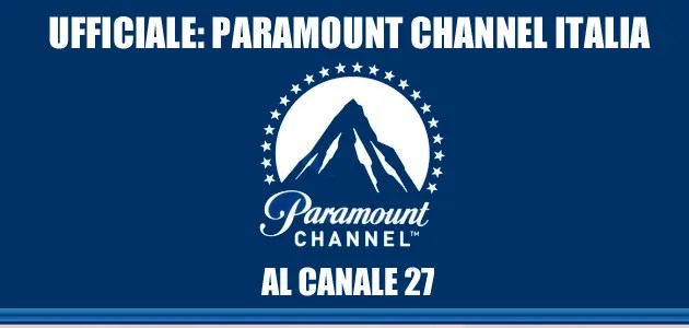 Paramount Channel Italia