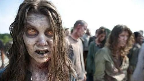 zombie evoluzione