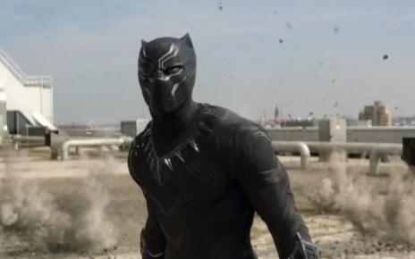 black panther riprese terminate