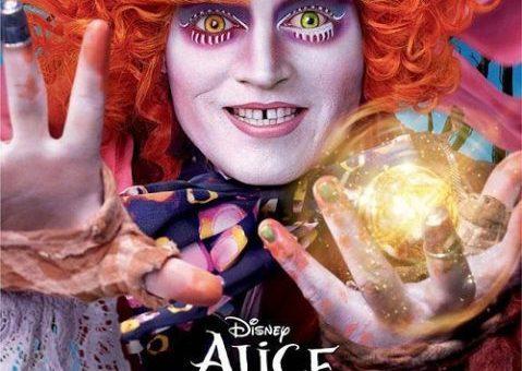 Alice Attraverso lo Specchio (Cappellaio Matto)