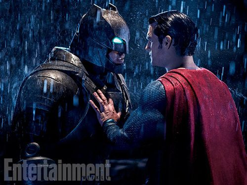 Batman v Superman: Dawn of Justice (Entertainment Weekly)