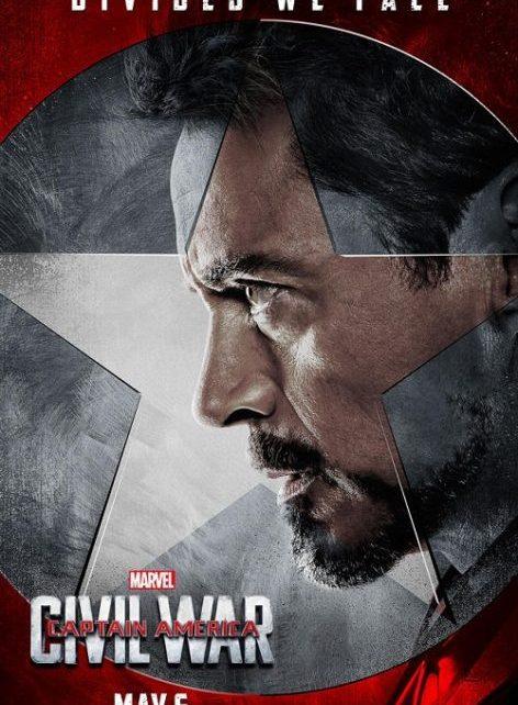 Iron Man Captain America: Civil War