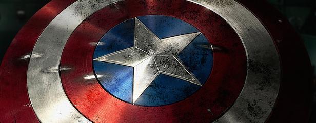 captain america scudo