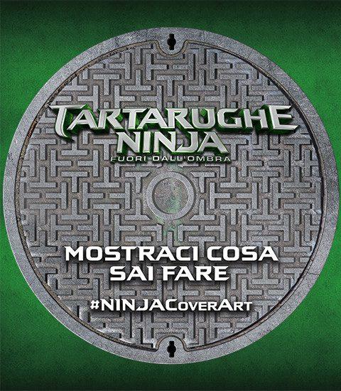 Tartarughe Ninja - Fuori dall'Ombra (Contest)