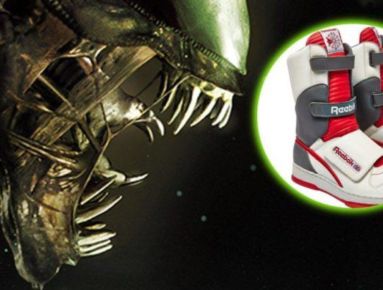alien day scarpe