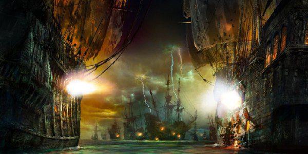 Disneyland Shanghai pirati caraibi