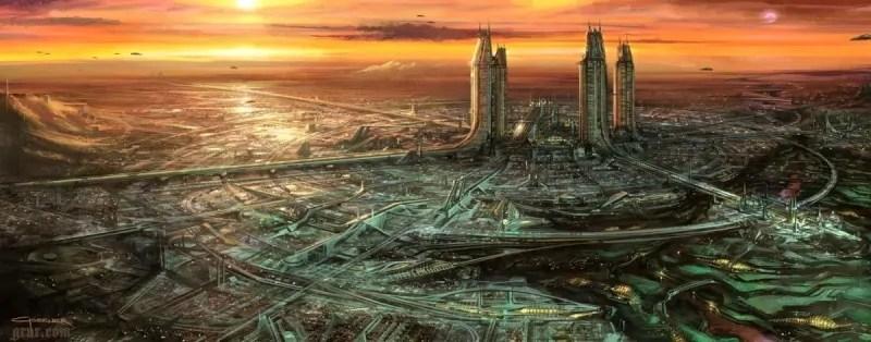 krypton concept art