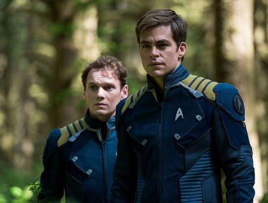 star trek beyond pine