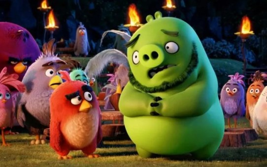 angry birds il film recensione