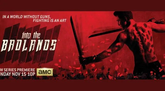 into the badlands recensione banner