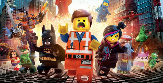 the lego movie film