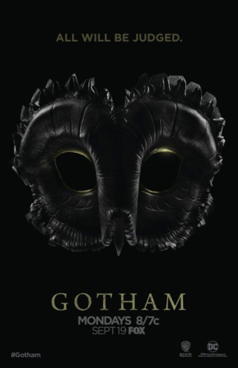 gotham 3 poster
