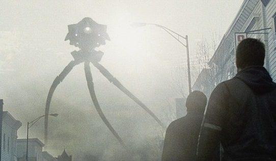 steven spielberg sci-fi