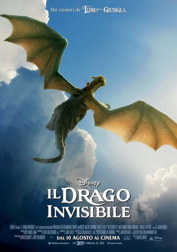 il drago invisibile poster