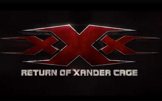 xxx the return of xander cage logo