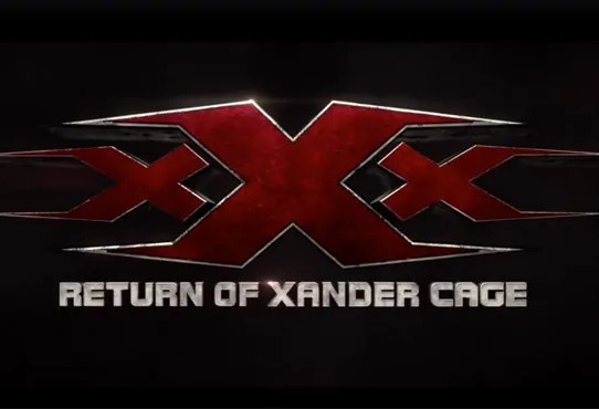 xxx the return of xander cage logo