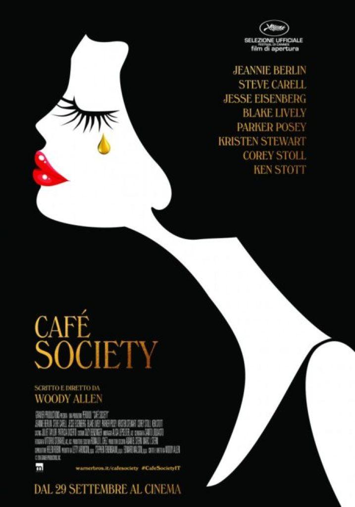 Cafè Society (Warner Bros)