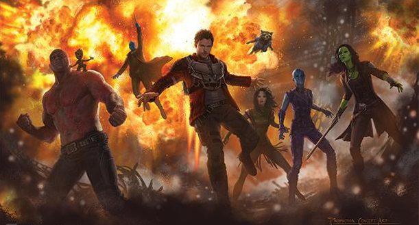 Guardiani della Galassia: James Gunn rivela le difficoltà avute col primo teaser