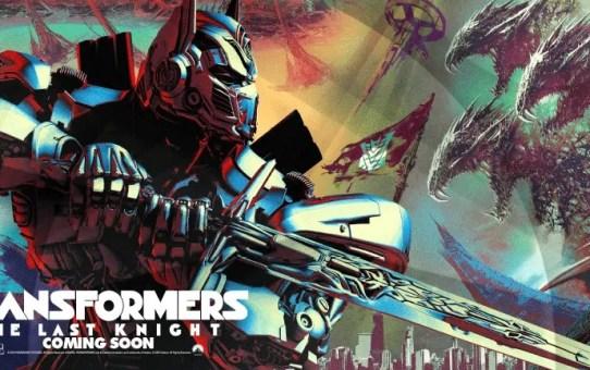 esperienza imax 3d transformers 5